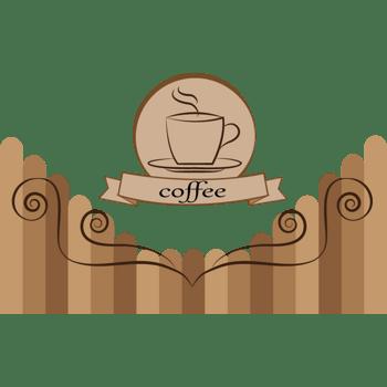 矢量咖啡包装图标