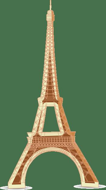 埃菲尔铁塔建筑