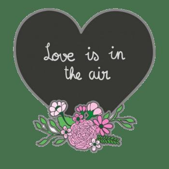 爱是在空气中