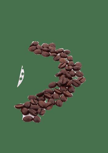 咖啡海报宣传元素