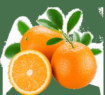 新鲜橙子橙汁健康水果