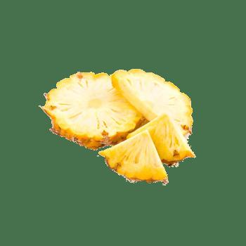 菠萝片素材