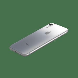 iphonexr新款苹果手机白色背面