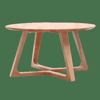 简约桌子创意桌子圆形桌子木质桌子