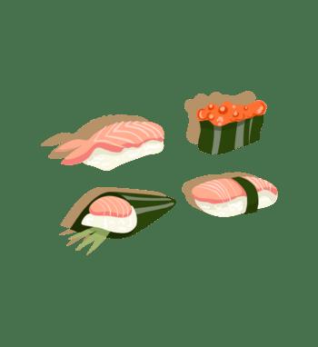 海鲜美食素材