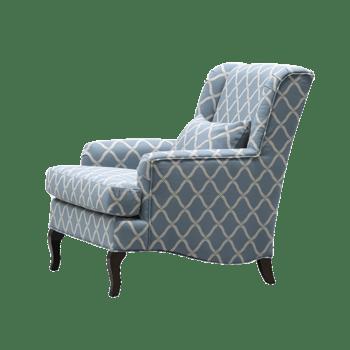 美式现代家具定制老虎椅