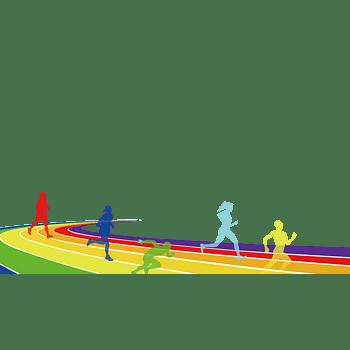 运动会海报图片psd素材