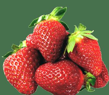 新鲜的草莓水果高清图片
