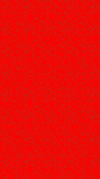 中国祥云纹理红色纹理红色祥云旗袍装饰元素