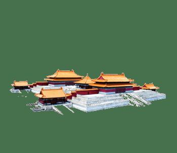 紫禁城的3d图