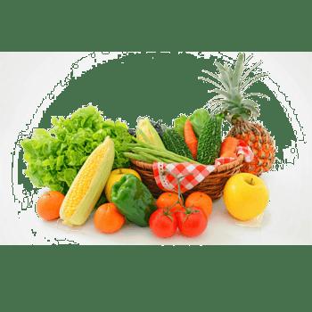 新鲜健康蔬菜瓜果