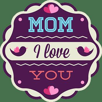 母亲节logo