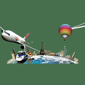 地球城市旅游素材