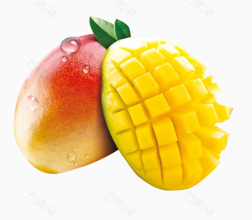 唯美水果芒果