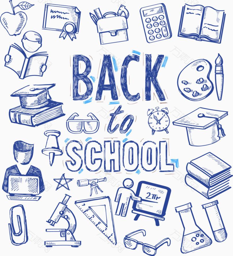 开学返校图片
