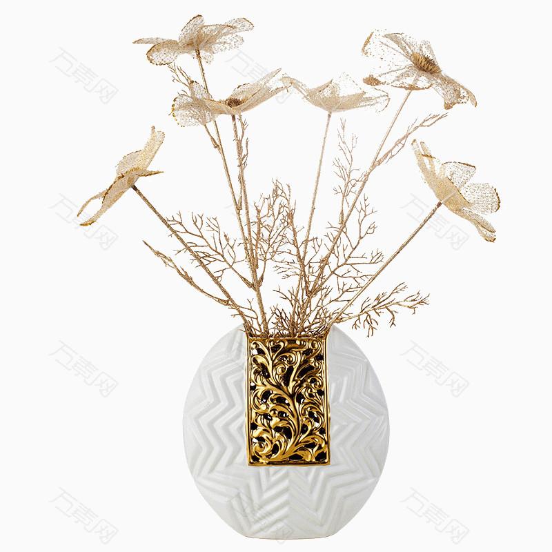 现代欧式花瓶摆件