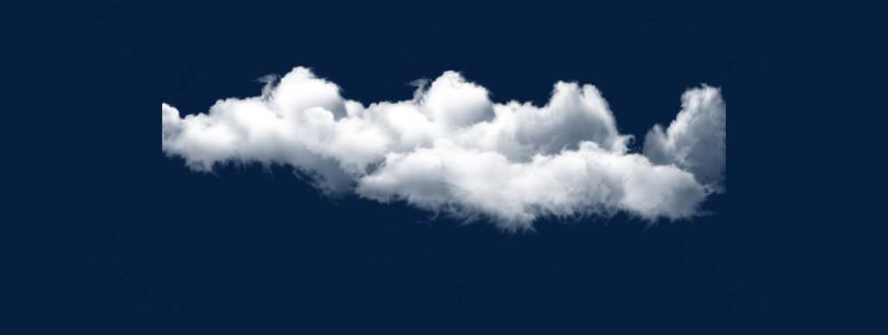 唯美精美白云云朵