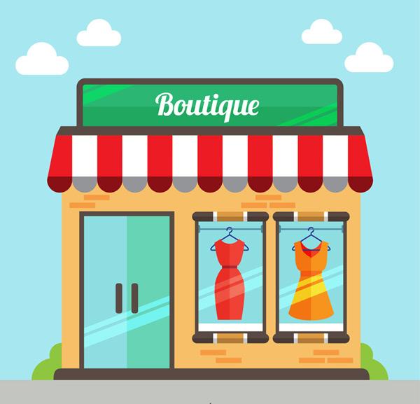 女士时装精品店