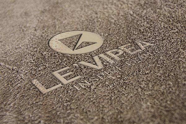 地毯上LOGO样机