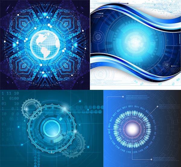 圆环科技背景