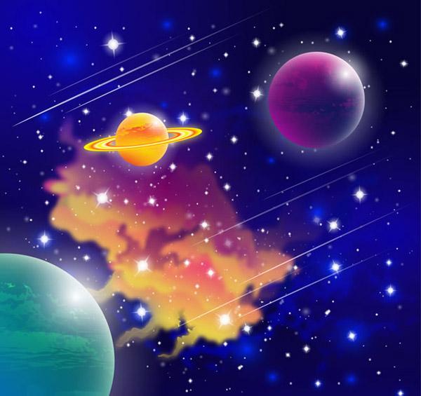 梦幻宇宙星球
